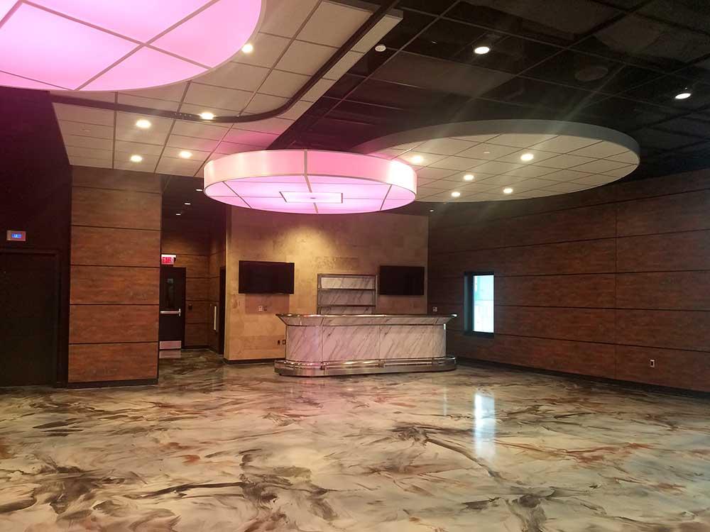 Carteret Performing Arts Center Bar