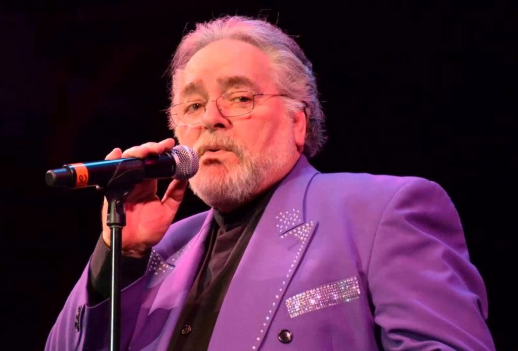 A Photo of Larry Chance from AN EVENING OF DOO WOP coming to the Carteret Performing Arts Center