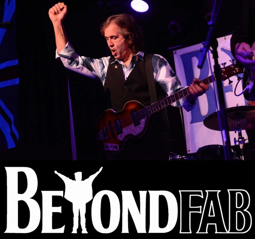 A photo of Beyond Fab Band - Coming Soon to Carteret Performing Arts Center