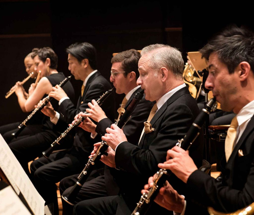 a Photo of the Orpheus Chamber Orchestra