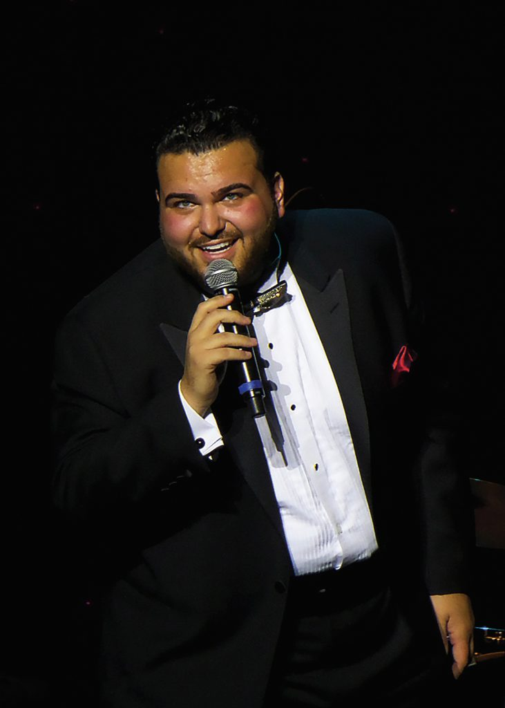 SAL VALENTINETTI HOLIDAY SHOW LIVE AT CARTERET PERFORMING ARTS CENTER
