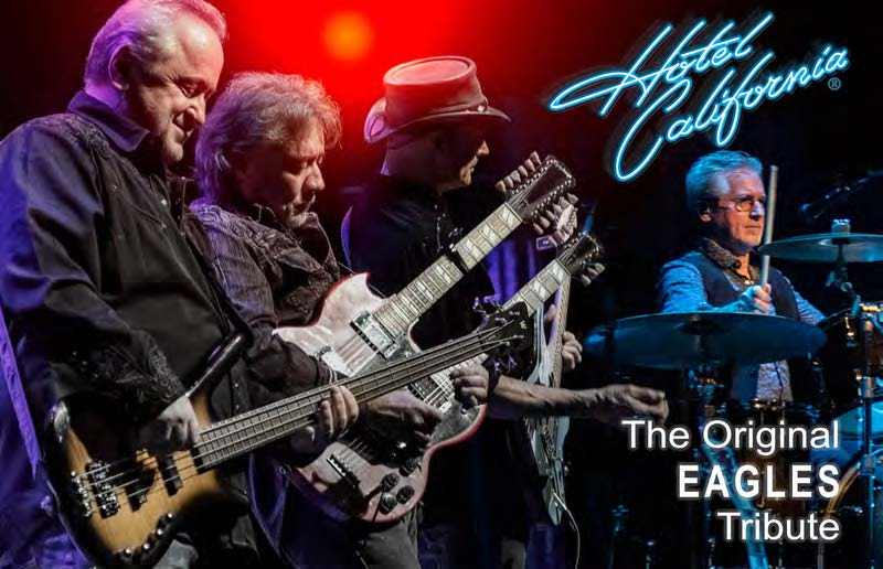 Hotel California Eagles Tribute Live at Carteret Performing Arts Center
