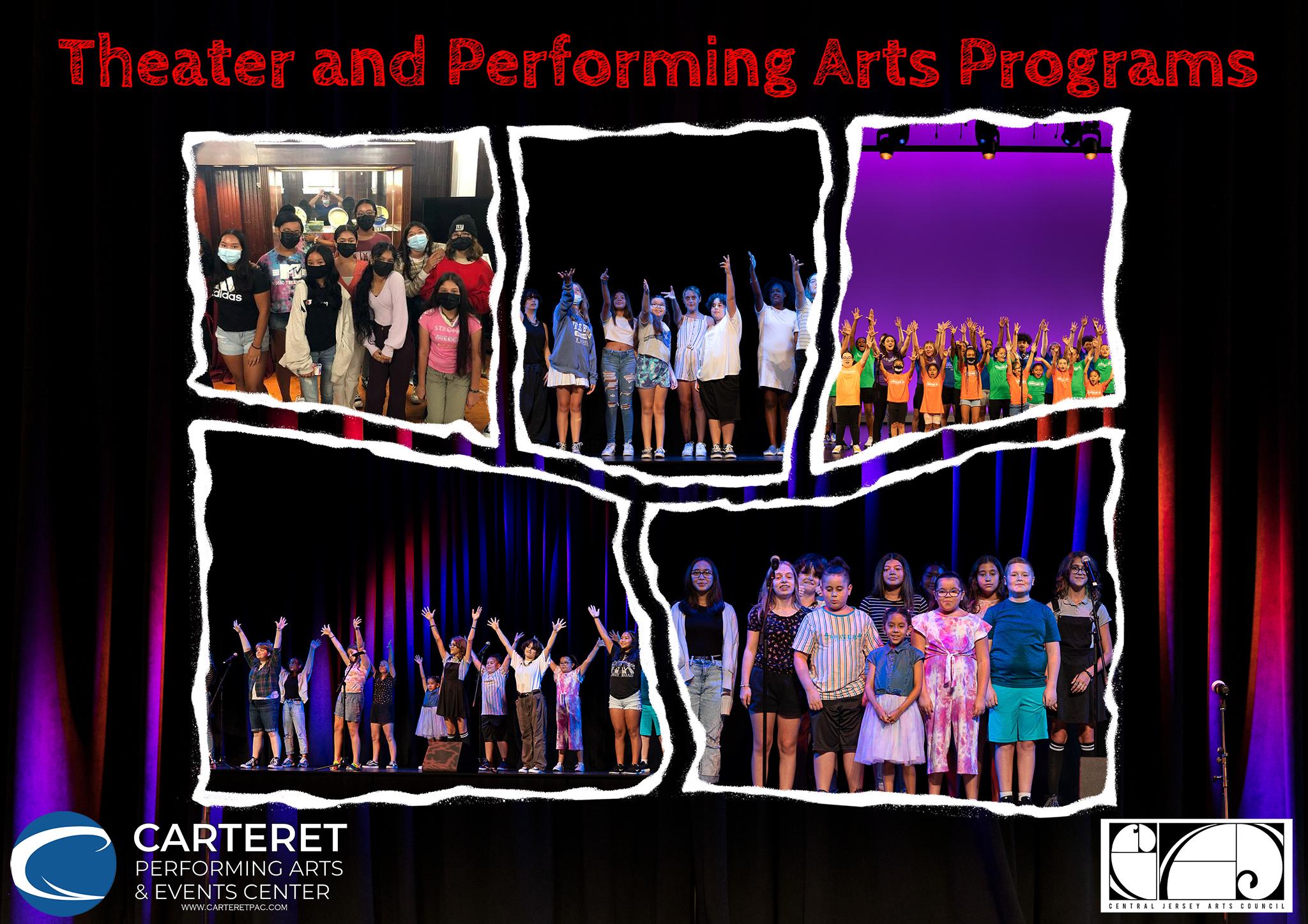 Performing Arts Camps at CPAC