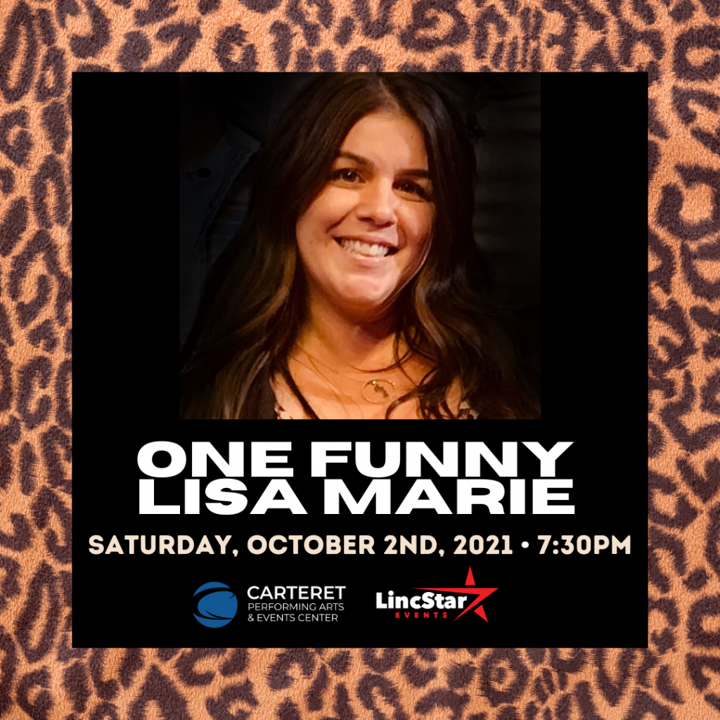 a Photo of One Funny Lisa Marie