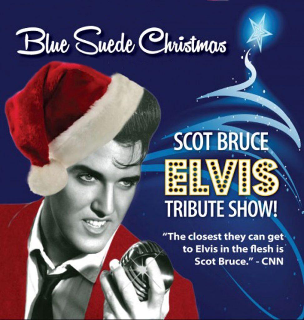 Scot Bruce Elvis Tribute at Carteret PAC